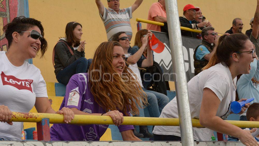 UDG Tenerife – Athletic, las imágenes de una goleada inolvidable