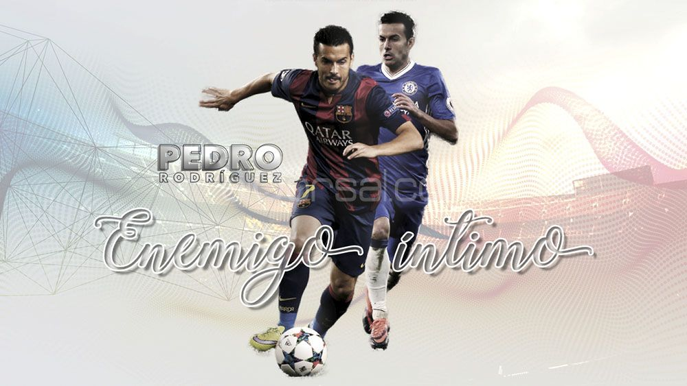 Pedro Rodríguez regresa al Camp Nou amenazando al FC Barcelona