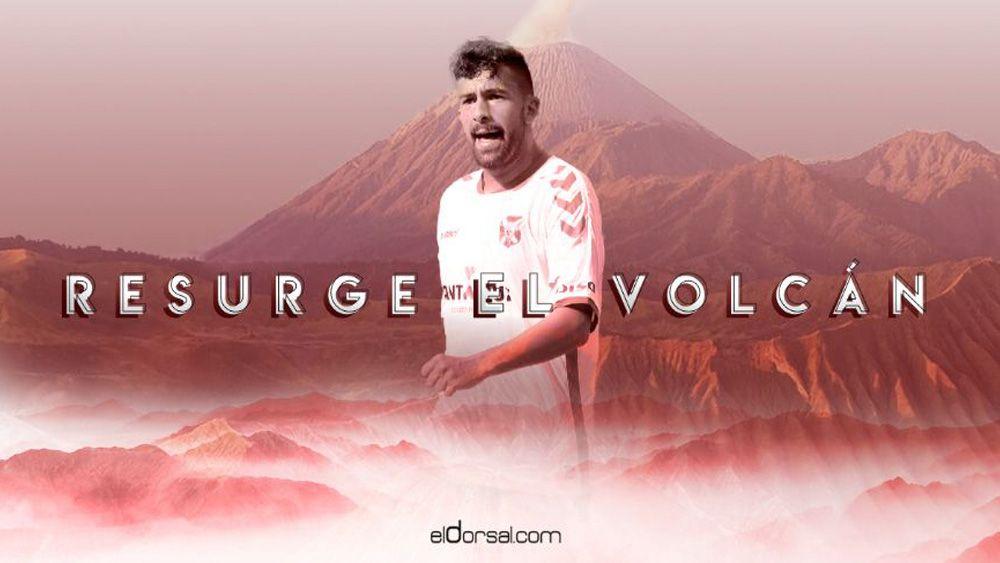 Alberto Jiménez, resurge el volcán del CD Tenerife