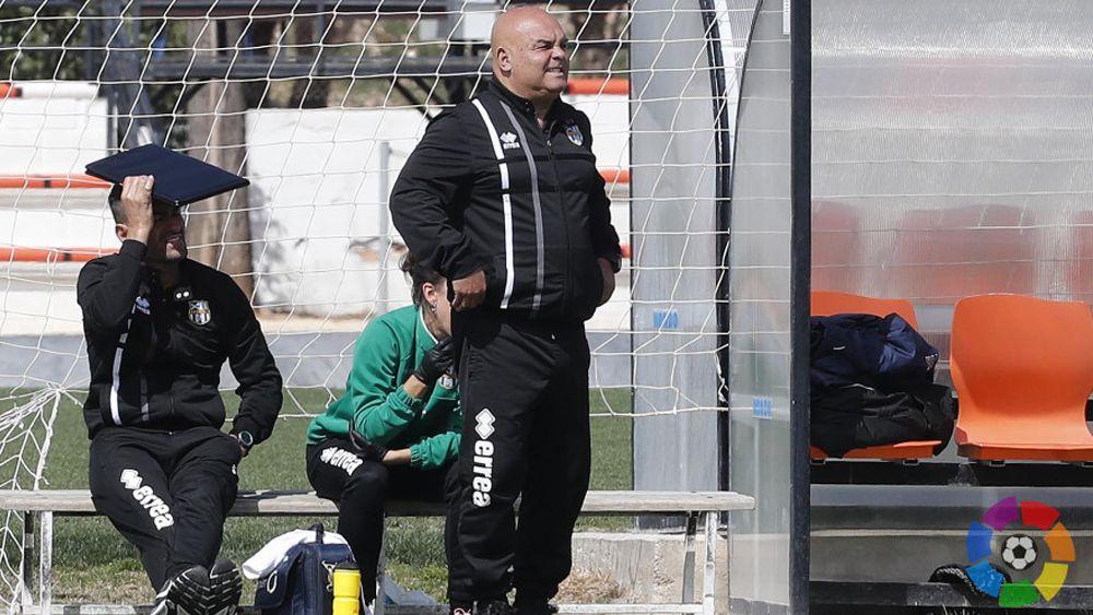 """Ayala: """"La UDG Tenerife ha estado muy bien plantada, no hubo grandes sobresaltos en defensa"""""""