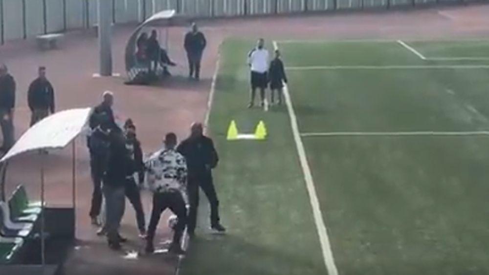 El enésimo acto de violencia en el fútbol base de Tenerife