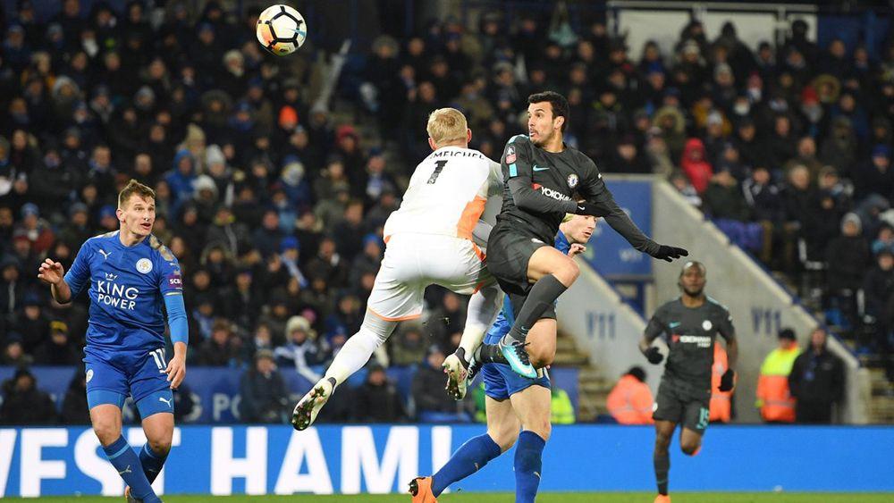 Pedro, héroe copero del Chelsea con un gol de cabeza en la prórroga