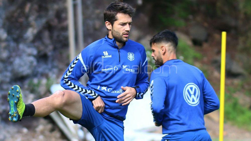 Aitor Sanz, listo para volver en el CD Tenerife – Lorca FC