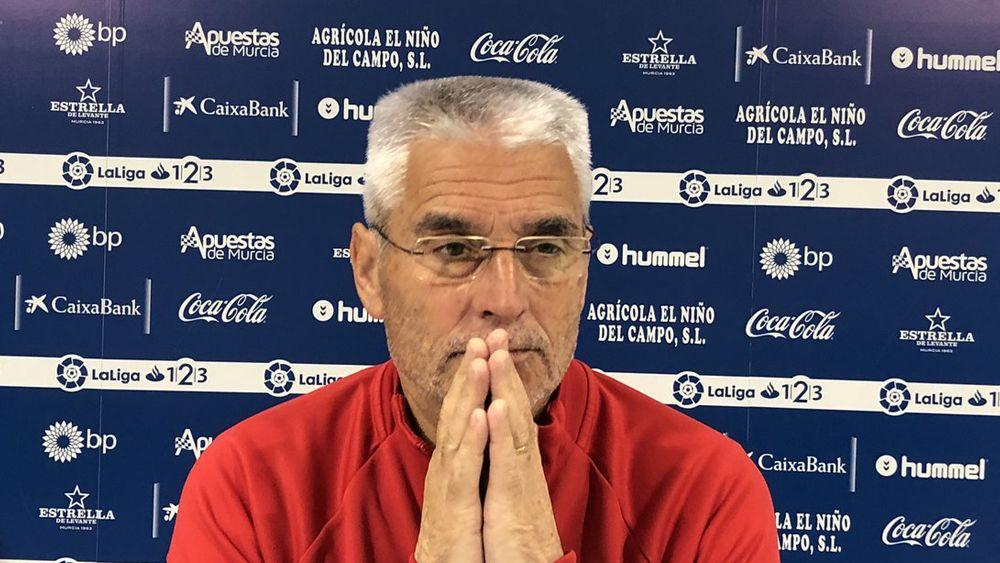 """Fabri: """"Debemos ser un equipo sólido ante el CD Tenerife, que no defensivo"""""""