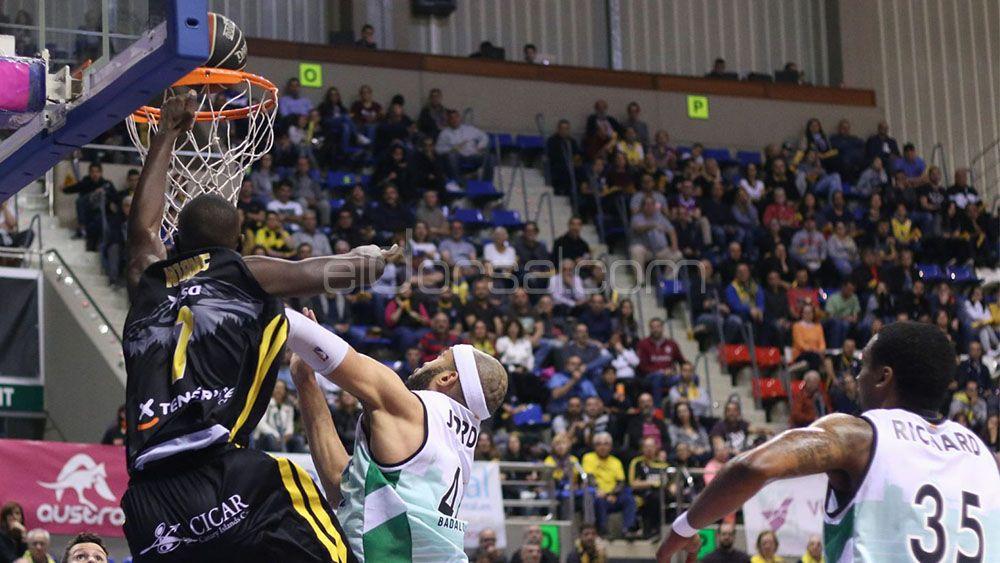 Las rachas de buen juego del Iberostar Tenerife para imponerse a Joventut