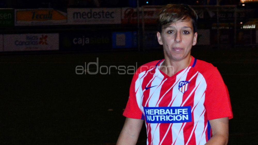 El feo gesto de Corredera que no vio la árbitra del UDG Tenerife – Atlético de Madrid