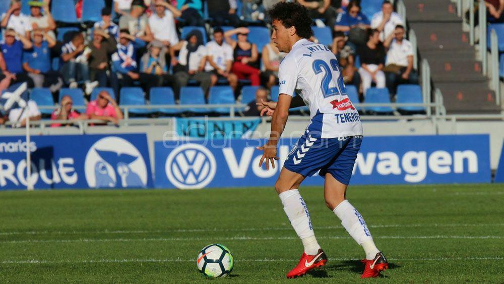 El uno por uno de los jugadores del CD Tenerife contra el Lorca FC