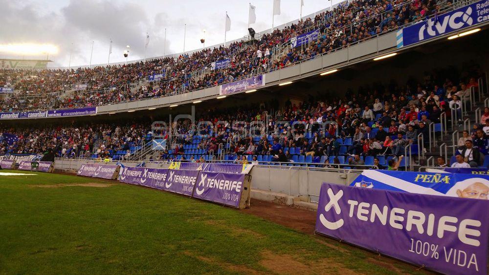 El CD Tenerife B se jugará el ascenso en el Heliodoro Rodríguez López