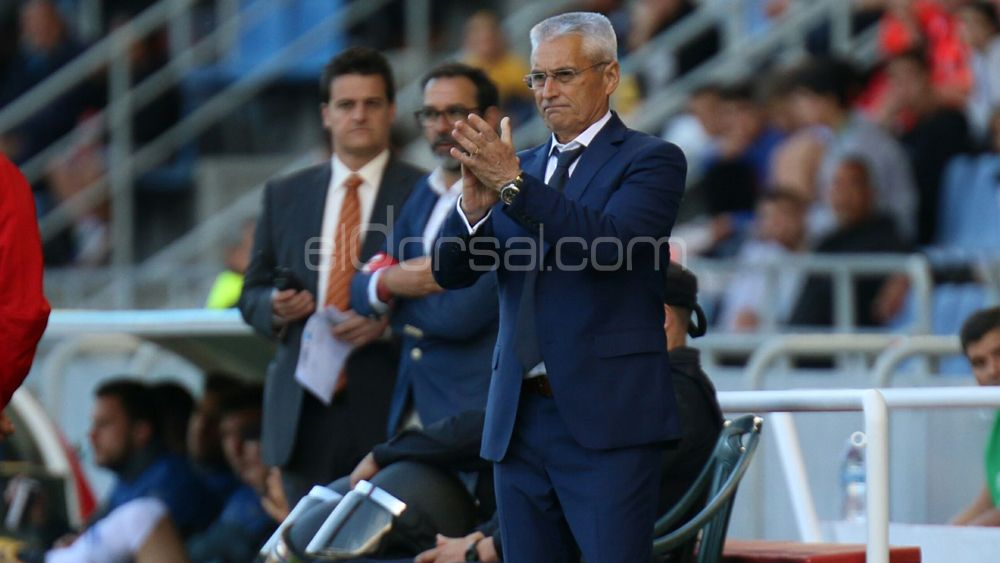 """Fabri: """"Tuvimos opciones ante el CD Tenerife, algunas ocasiones fueron muy claras"""""""