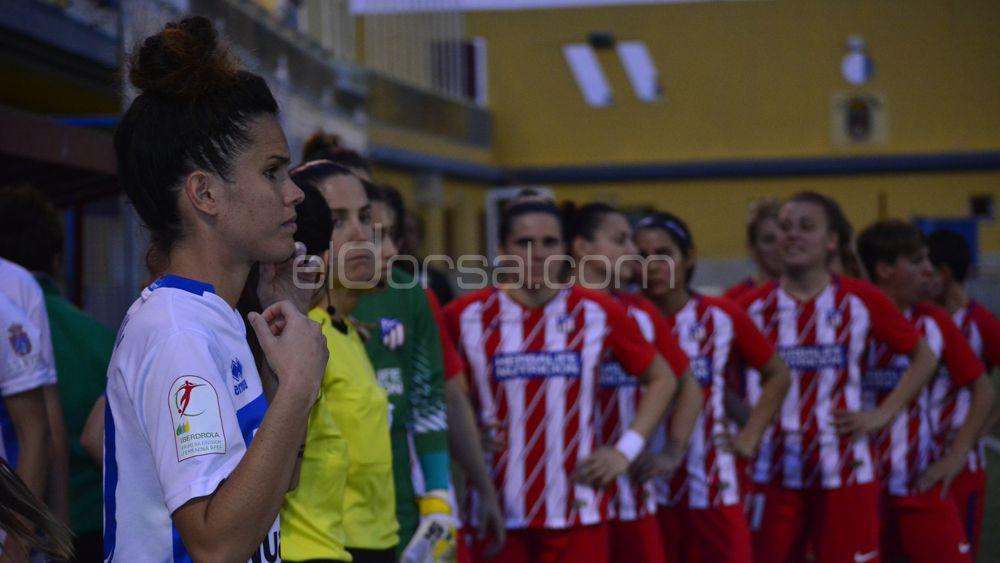 Las imágenes de una derrota indolora para la UDG Tenerife en otro día histórico