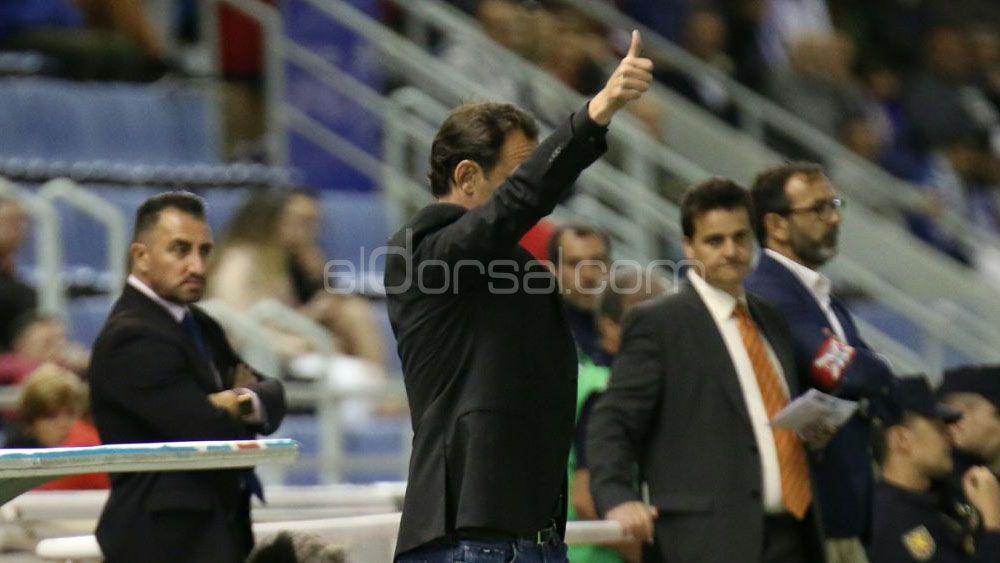 Etxeberría consigue superar dos logros pendientes con el CD Tenerife