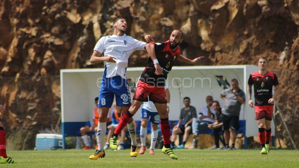 El CD Tenerife B pierde su primer partido en casa ante el CD Mensajero