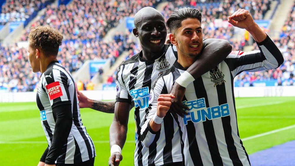 Ayoze Pérez vuelve a marcar y el Newcastle roza la permanencia
