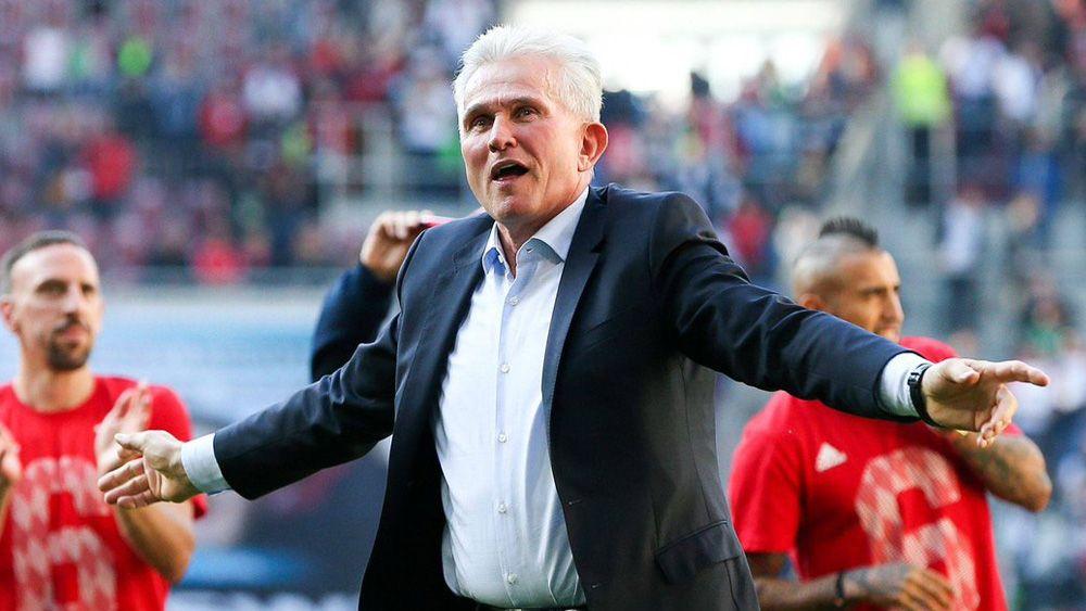 El ex del CD Tenerife Jupp Heynckes suma un nuevo título a su gran palmarés
