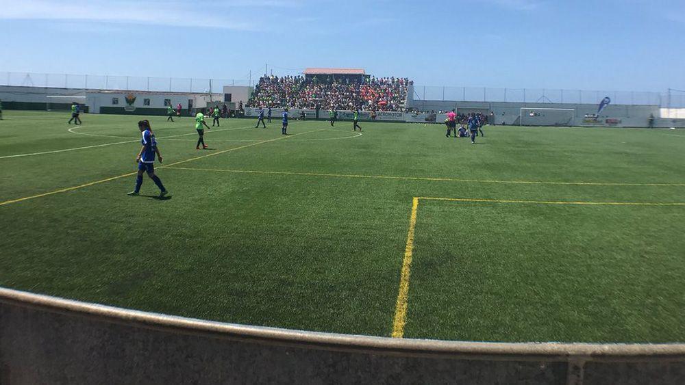 La UD Tacuense cae ante el Femarguín y se complica su presencia en el playoff de ascenso