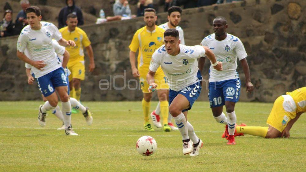 El CD Tenerife B se acerca al título de la Tercera Canaria