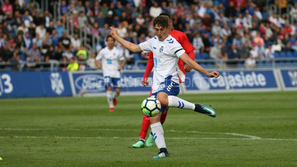 El uno por uno de los jugadores del CD Tenerife contra el Sevilla Atlético