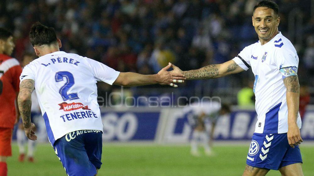 El CD Tenerife podría repetir una racha que acabó en ascenso