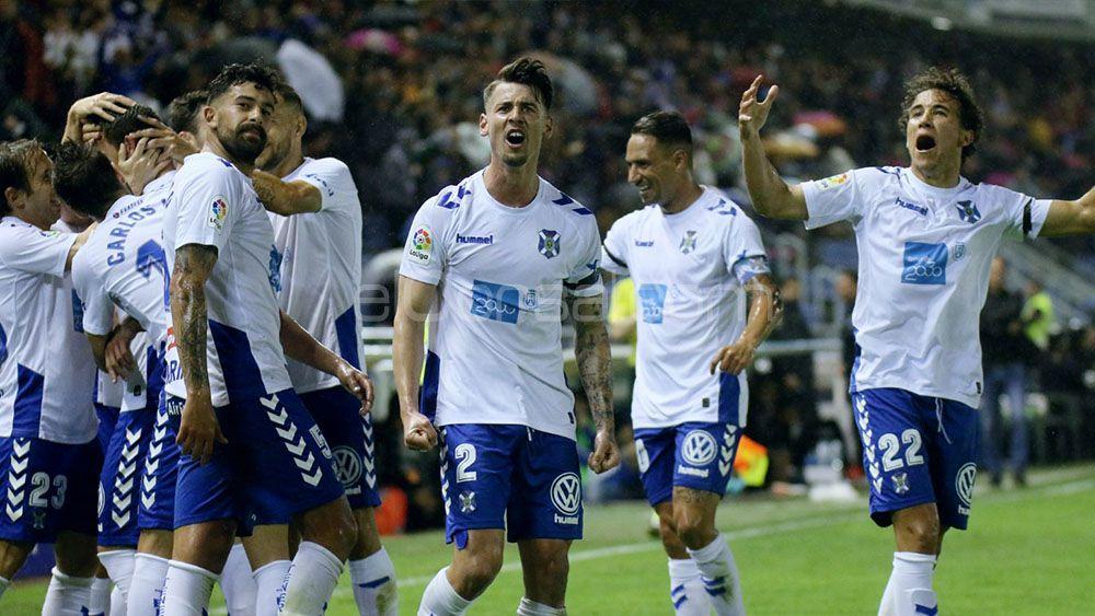 El CD Tenerife busca la primera victoria en la casa del líder Málaga CF