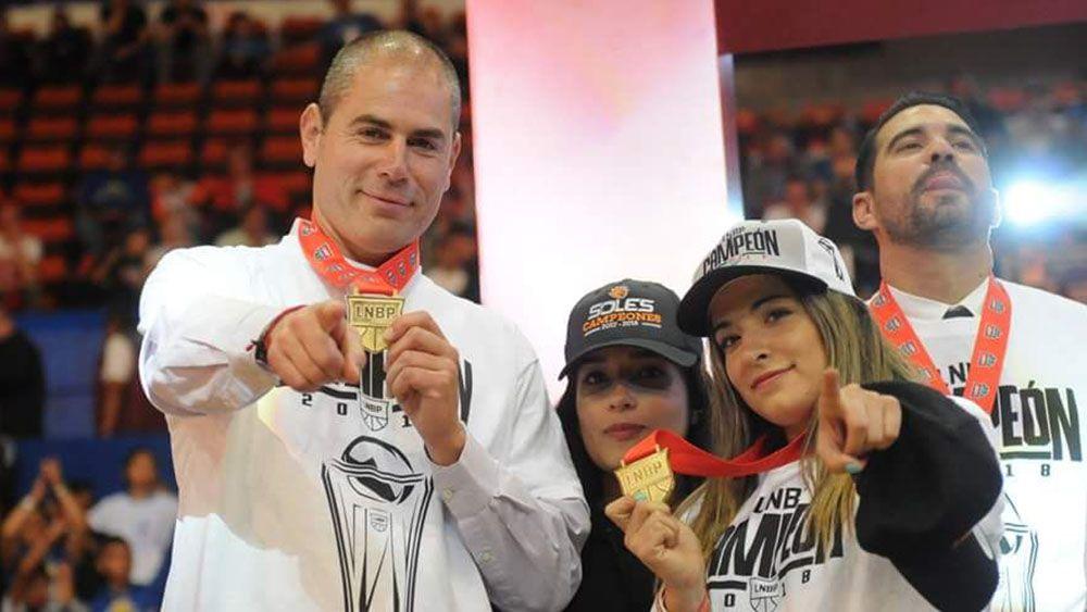 Iván Déniz  se proclama campeón con los Soles de Mexicali