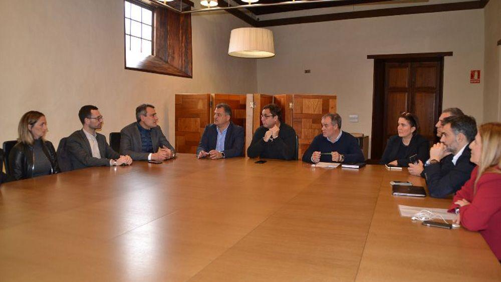 La Laguna y la Federación Española de Baloncesto avanzan en su planificación para la Copa del Mundo