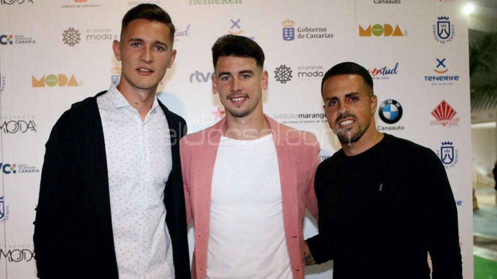 Los deportistas vips de Tenerife Moda