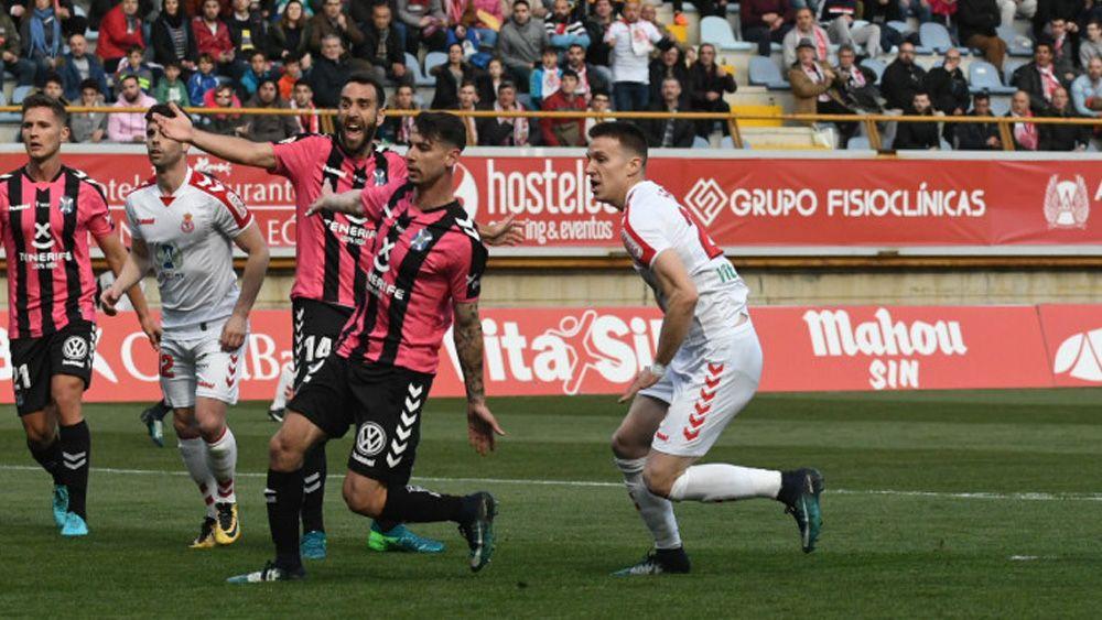 El uno por uno de los jugadores del CD Tenerife contra la Cultural Leonesa