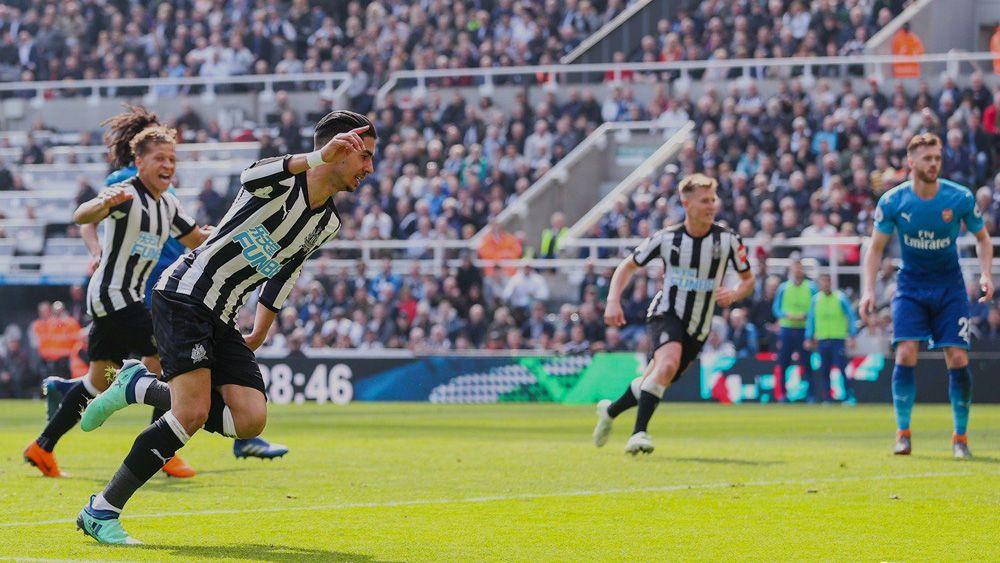Ayoze vuelve a marcar otro golazo, en una victoria de prestigio para el Newcastle