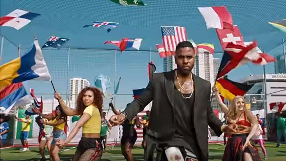 La bandera de Canarias aparece por sorpresa en el vídeo comercial del Mundial de Rusia