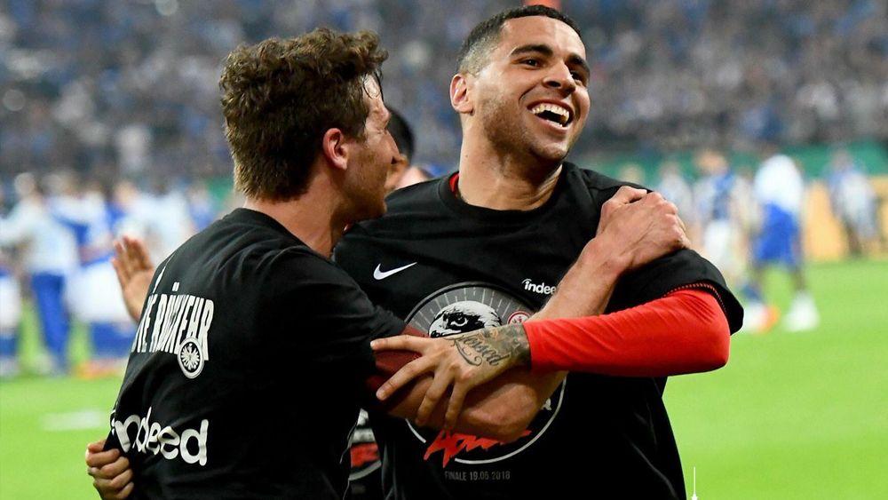 Omar Mascarell, a la final de la Copa Alemana con el Eintracht de Frankfurt