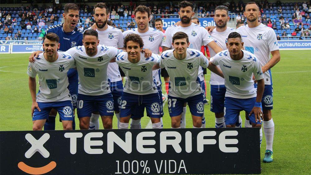 Así vimos el CD Tenerife – SD Huesca en ElDorsal