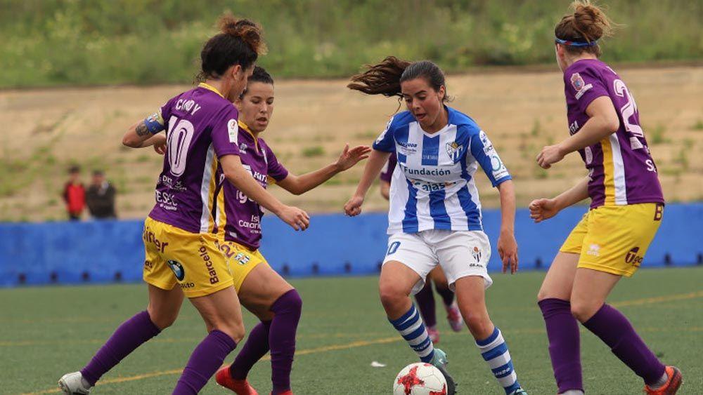 La UDG Tenerife es matemáticamente equipo de Copa de la Reina tras empatar en Huelva