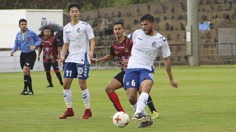 El CD Tenerife B se jugará el ascenso a Segunda B ante el Internacional de Madrid