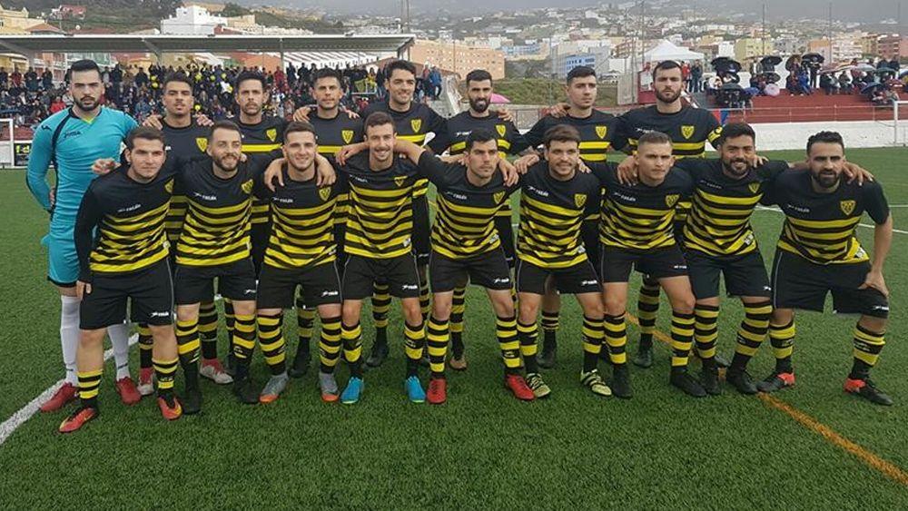La Tercera Canaria da la bienvenida al Atlético Tacoronte