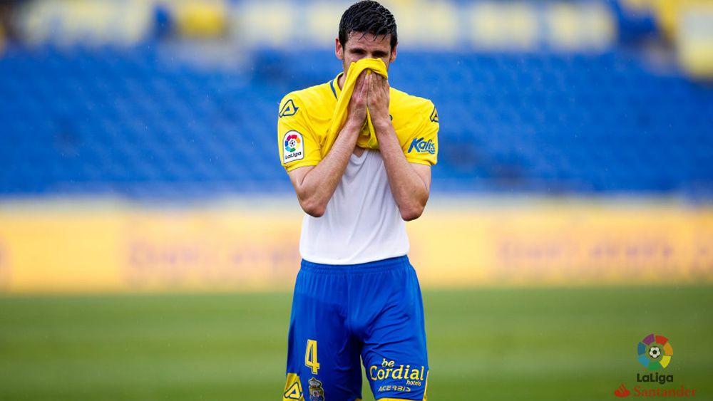 El 'palo' del grancanario Vicente Gómez a la UD Las Palmas