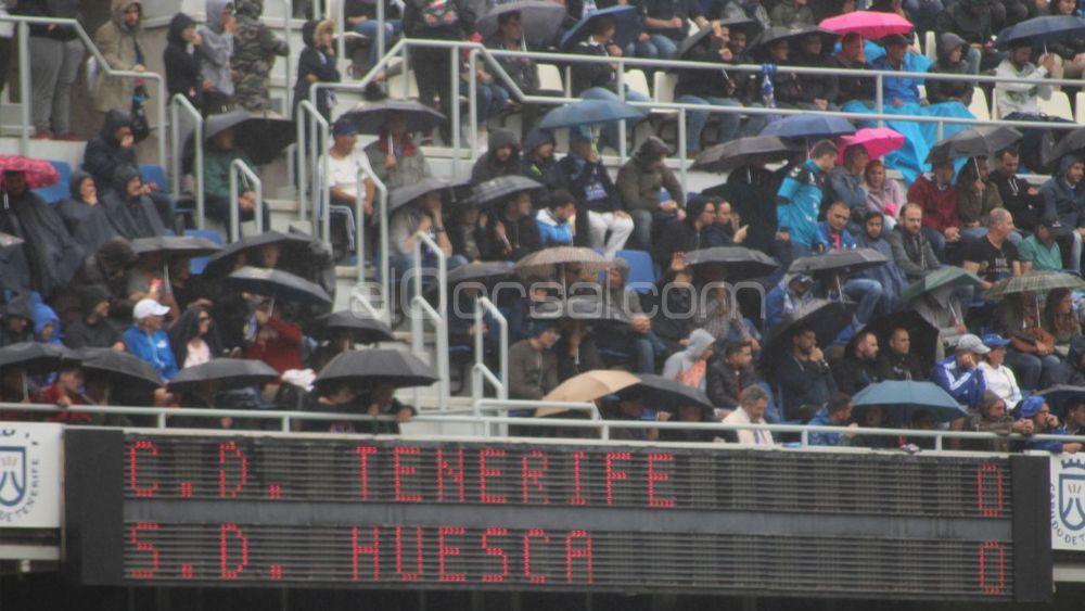 'Lo que te perdiste' en el CD Tenerife – SD Huesca