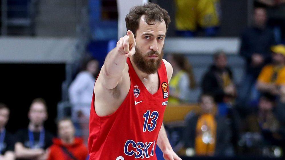 Sergio Rodríguez, a la 'Final Four' de la Euroliga con el CSKA Moscú