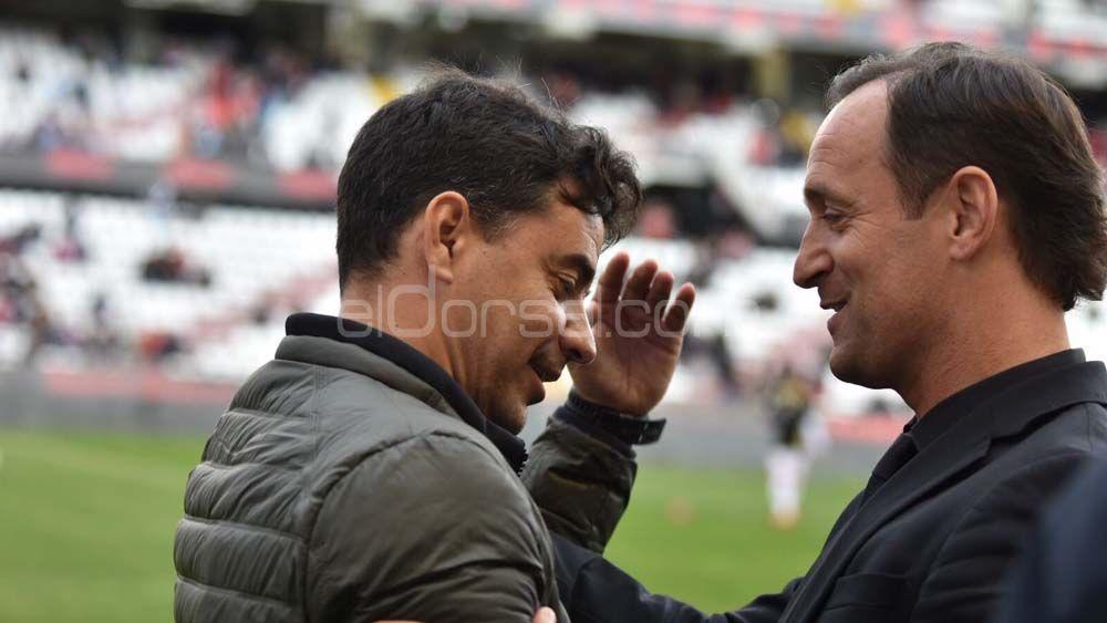 "Etxeberría: ""Ha sido un golpe duro para el CD Tenerife, hicimos méritos para sumar"""