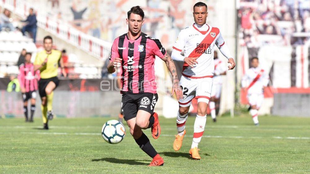 Girona y Rayo, posibles rivales del CD Tenerife en el Trofeo Teide