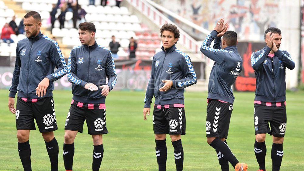 Así vimos la derrota del CD Tenerife