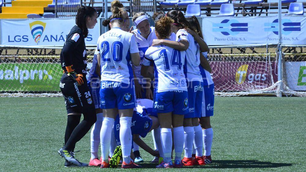 Las cuentas de la UDG Tenerife para terminar en una histórica tercera posición