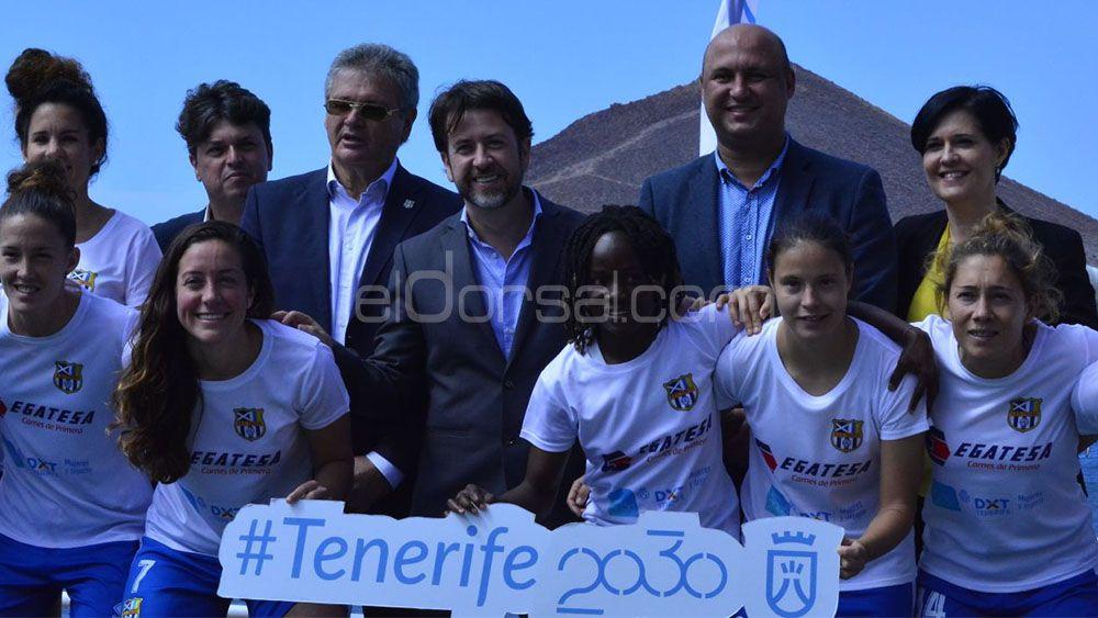 El Cabildo y la UDG Tenerife impulsan acciones de formación e igualdad para los jóvenes de la Isla