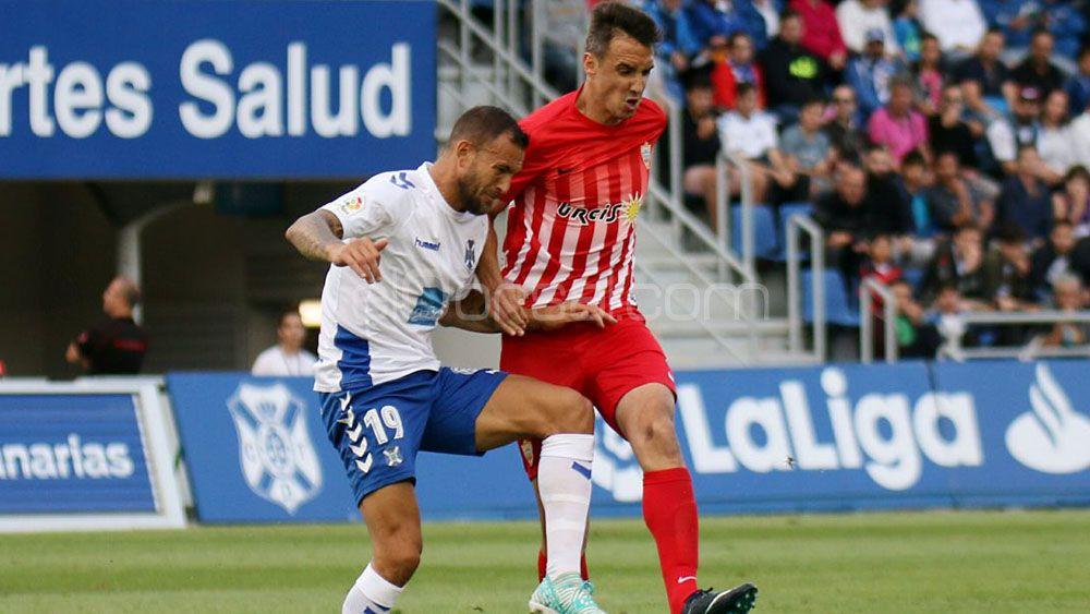Así vimos el empate del CD Tenerife