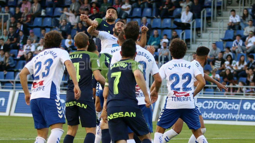 Así vimos la victoria del CD Tenerife ante el Sporting de Gijón