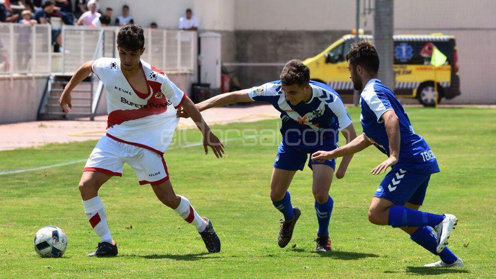 El CD Tenerife cae en Vallecas y queda eliminado Copa del Rey Juvenil