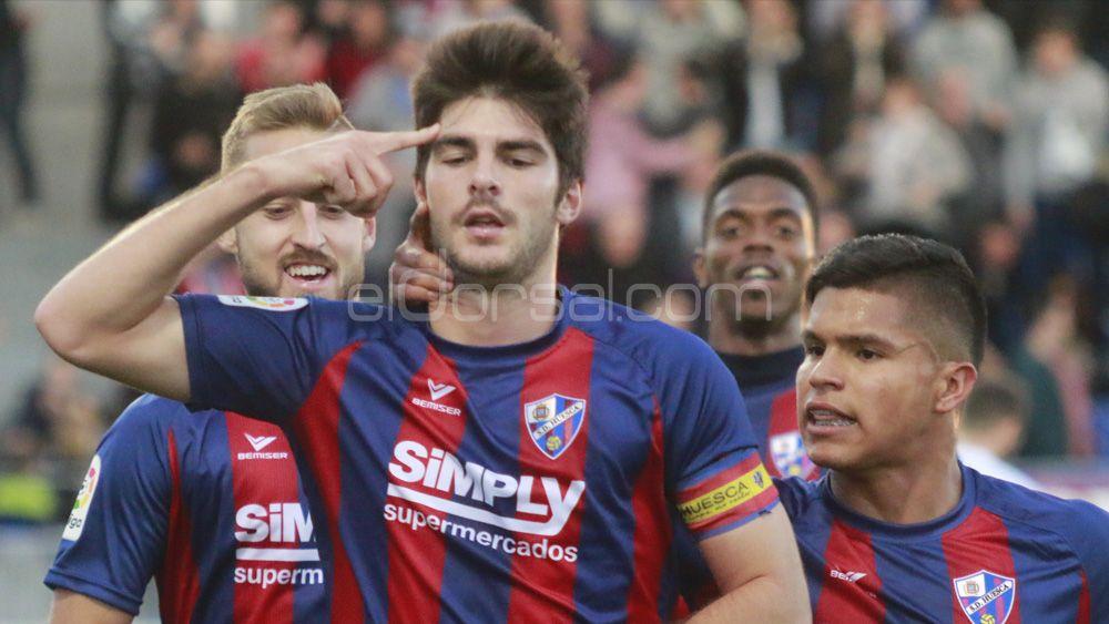 La SD Huesca, nuevo equipo de Primera División