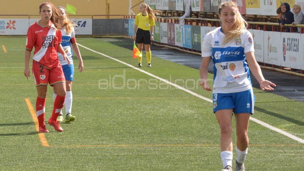 Megan Crosson deja la UDG Tenerife