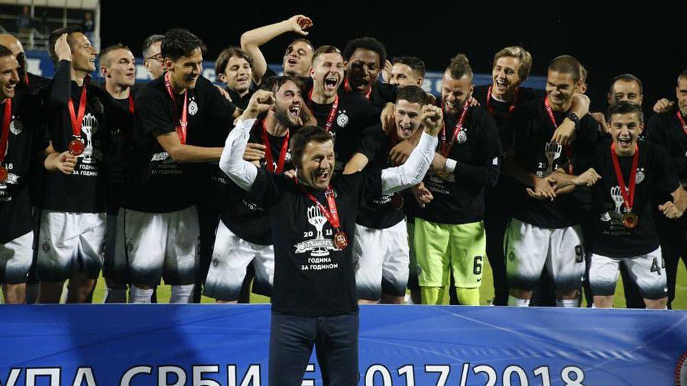 El ex del CD Tenerife Miroslav Djukic se corona campeón de Copa en Serbia
