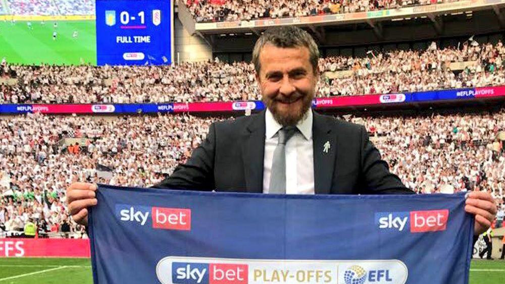 El ex del CD Tenerife Slavisa Jokanovic logra su segundo ascenso a la Premier League