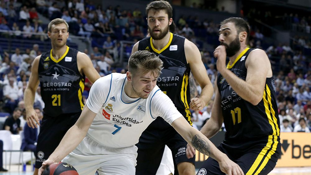 Iberostar Tenerife cede ante el Real Madrid en el primer envite de playoffs